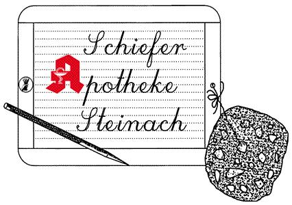 Schiefer-Apotheke, Steinach